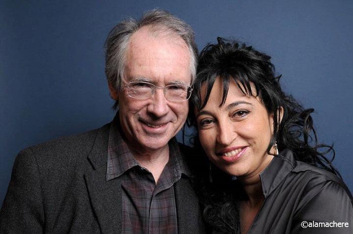 Ian McEwan y Eugenia Rico