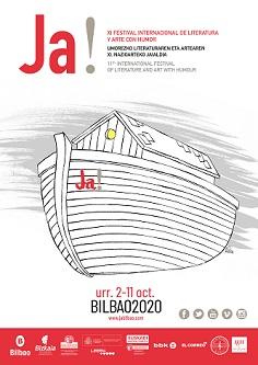 El undécimo Ja! pondrá el acento en el humor como esencial instrumento de resistencia