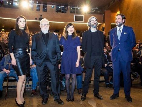 """Apoteósico estreno de la película """"El sueño de Malinche"""" en el Museo del Prado"""