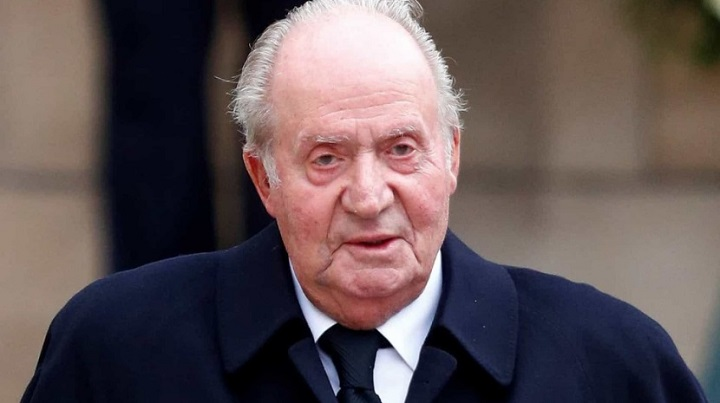 Juan Carlos I de Botswana