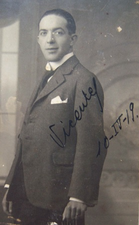 Vicente Clavel