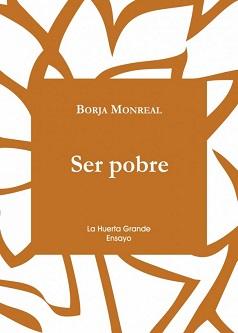 Borja Monreal publica el micro ensayo