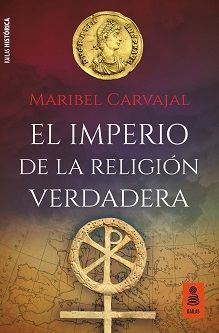 Regresa la escritora pacense Maribel Carvajal con una nueva novela histórica,