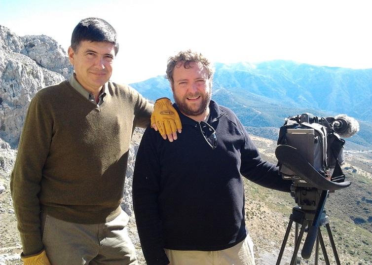 Manuel Pimentel y Manuel Navarro