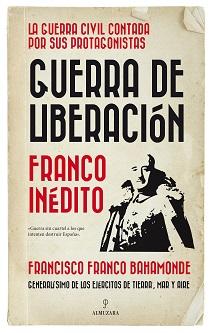 Se publica un libro inédito del dictador Francisco Franco