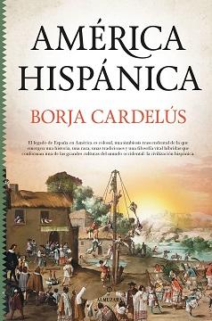 Borja Cardelús publica el ensayo histórico