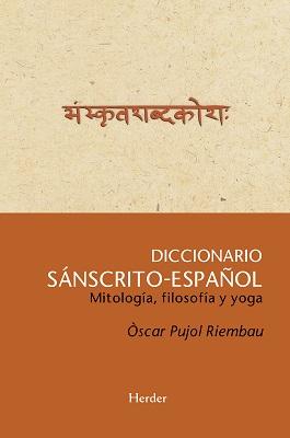 Diccionario sánscrito-español