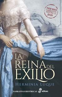 Herminia Luque publica la novela histórica
