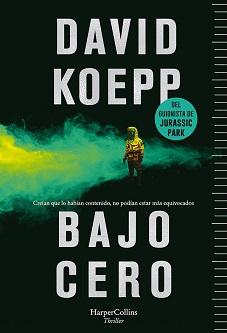 David Koepp, guionista de Jurassic Park, publica