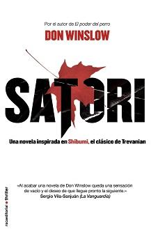 """Llega """"Satori"""" la nueva novela de Don Winslow"""