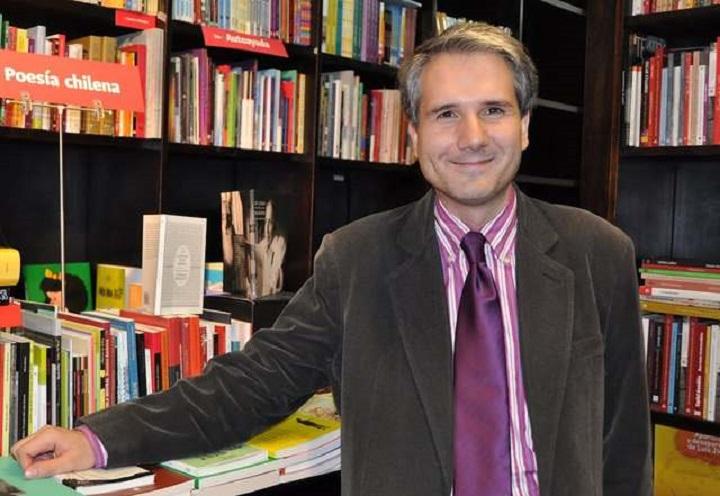 Antonio Daganzo en Santiago de Chile (agosto de 2012)