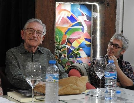 "Abrasha Rotenberg visita Madrid para presentar su novela ""La amenaza"""
