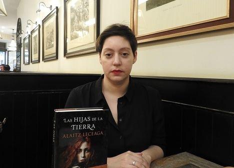 "Entrevista a Alaitz Leceaga: ""Es muy difícil la pureza en la narrativa"