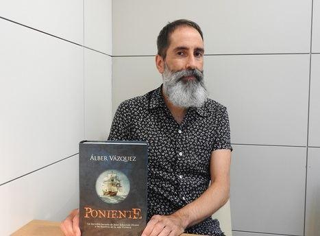 """""""Poniente"""", de Álber Vázquez, se alza con el Premio """"Los Cerros de Úbeda"""" de la mejor novela histórica publicada en 2019"""