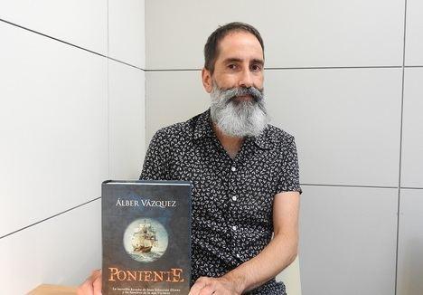 """Entrevista a Álber Vázquez: """"Elcano estuvo en el lugar indicado en el momento justo"""""""