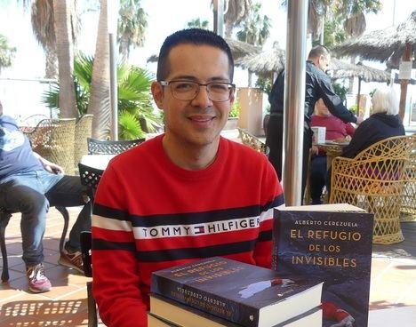 """Entrevista a Alberto Cerezuela: """"Hasta hace unos años, la autoedición era tabú"""""""