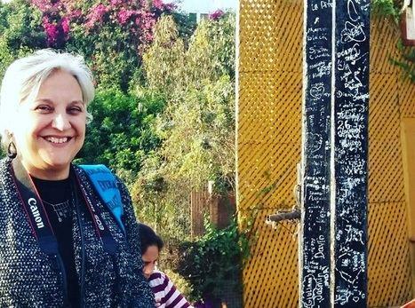"""Alejandra Correa: """"Recuerdo al periodista Jesús Quintero como una persona muy caprichosa y difícil"""""""
