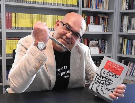 """Entrevista a Alexis Ravelo: """"La novela negra siempre ha sido crítica con la sociedad"""""""
