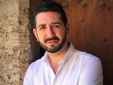 El escritor chileno Alan Pitronello se alza con el Premio de Novela Histórica «Ciudad de Úbeda» con la novela