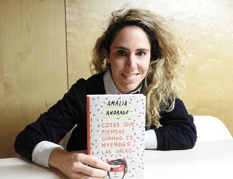 """Amalia Andrade: """"El mundo actual está diseñado para que nos desconectemos de nosotros mismos"""""""