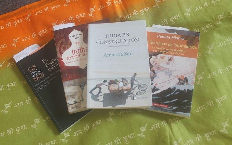 Libros de Amartya Sen