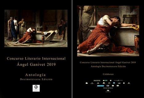 Antología del Concurso Literario Internacional Ángel Ganivet 2019