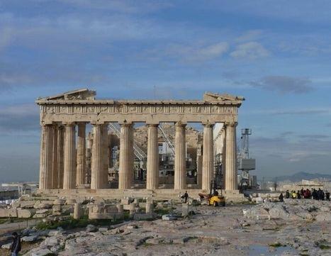 La mitología griega y su influencia en la actualidad