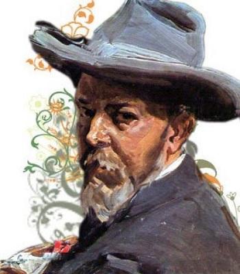 Autorretrato de Joaquín Sorolla