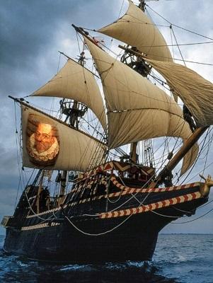 Barco de Cervantes