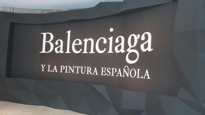 Exposición 'Balenciaga y la pintura española'