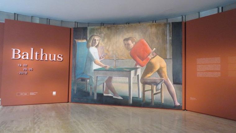La exposición sobre el pintor Balthus podrá visitarse del 19 de febrero al 26 de mayo de 2019