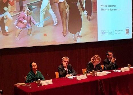 Se abre una exposición sobre el pintor Balthus en el Museo Thyssen-Bornemisza con la colaboración de la Comunidad de Madrid