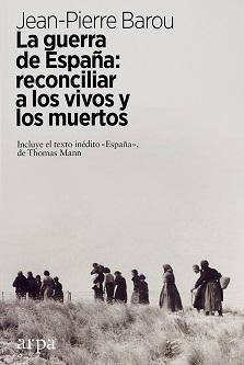 El editor y escritor francés Jean-Pierre Barou presenta el libro