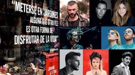 El Barrio de las Letras se inunda de poesía con El Festival 'Johnnie & Letras district'