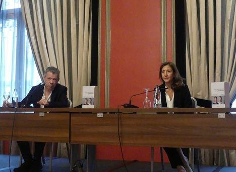 """Ingrid Betancourt: """"Colombia ha excluido a escritores prominentes en la Feria del Libro de Madrid. No nos quieren dejar libres para pensar"""""""
