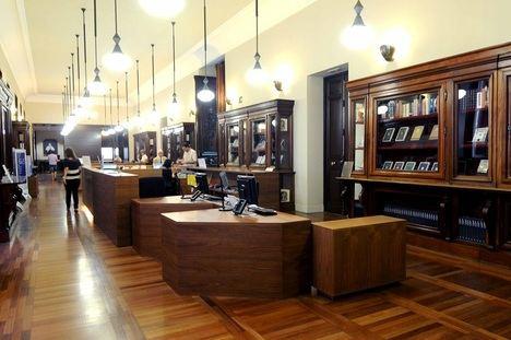 La Biblioteca Nacional aumenta sus visitas virtuales a un golpe de ratón