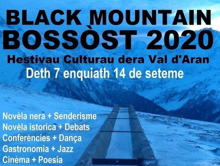Festival Literario Black Mountain Bossòst