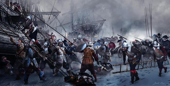 Batalla de los Tercios