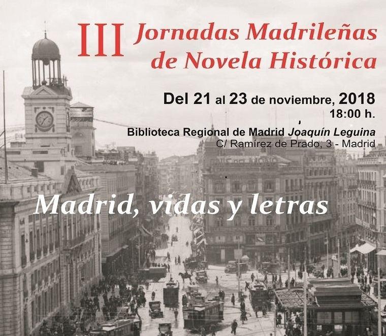 Jornadas madrileñas de Novela Histórica