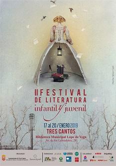 El Festival de literatura infantil y juvenil FestiLIJ Tres Cantos se celebrará del 17 al 20 de enero