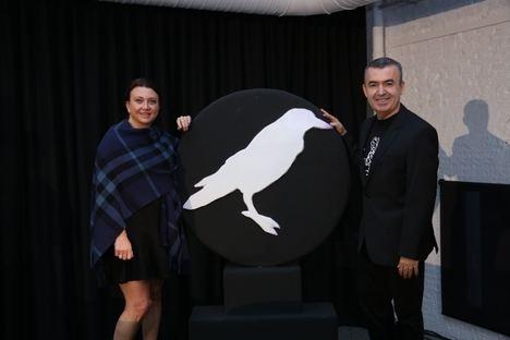 Camilla Läckberg y Lorenzo Silva