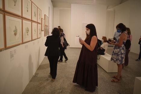Panorámica de la exposición 'Entre Manila y Cantón'