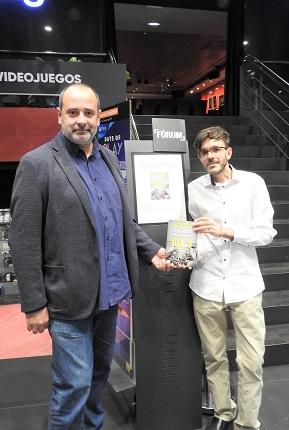 Pere Cardona y Manuel P. Villatoro