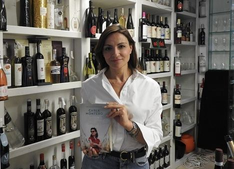 """Carla Montero: """"La literatura es entretenimiento y evasión"""""""