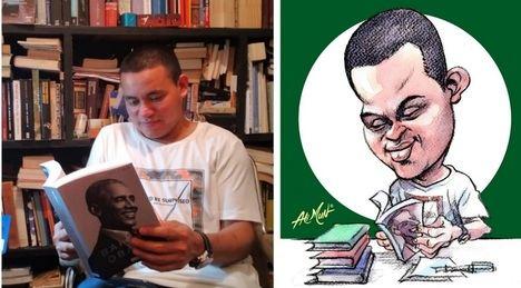 Entrevista al escritor nicaragüense Carlos Jarquín