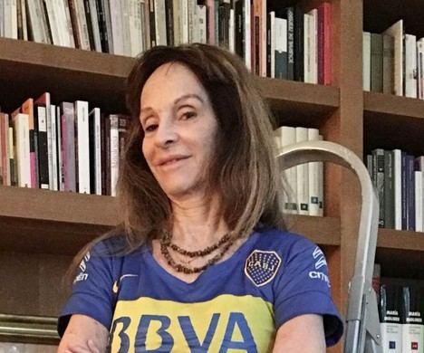 """Entrevista a Carmen Iriondo: """"Tendemos a rechazar lo que viene mezclado, la vida misma"""""""