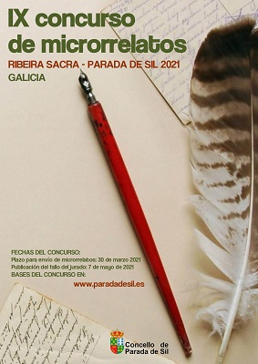 Concurso de microrrelatos Ribeira Sacra- Parada de Sil