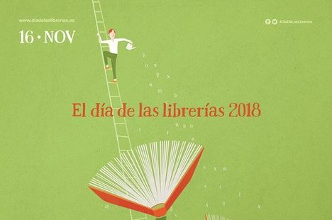 16 de noviembre, VIII edición del Día de las Librerías