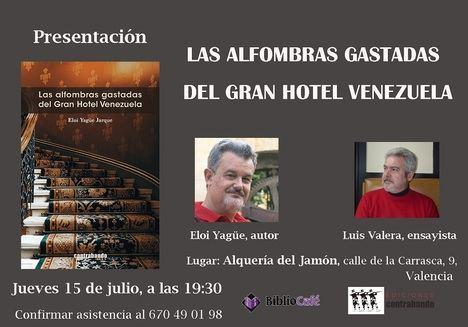 Las alfombras gastadas del Gran Hotel Venezuela
