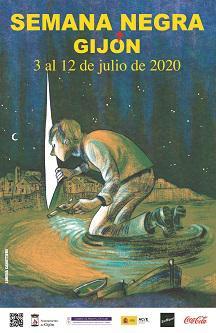 A la Literatura no la mata un virus. La Semana Negra de Gijón se reinventa